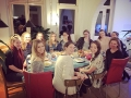 Ladies 1 Team Dinner