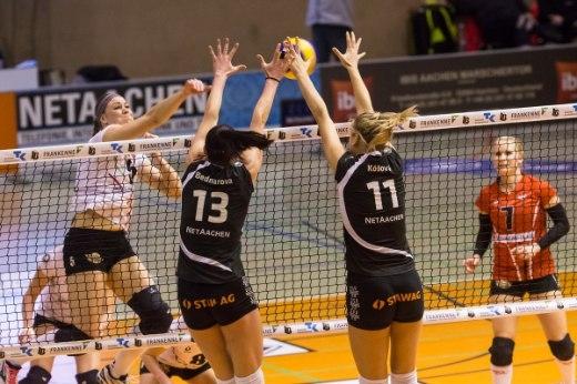 Match Ladies in Black Aachen